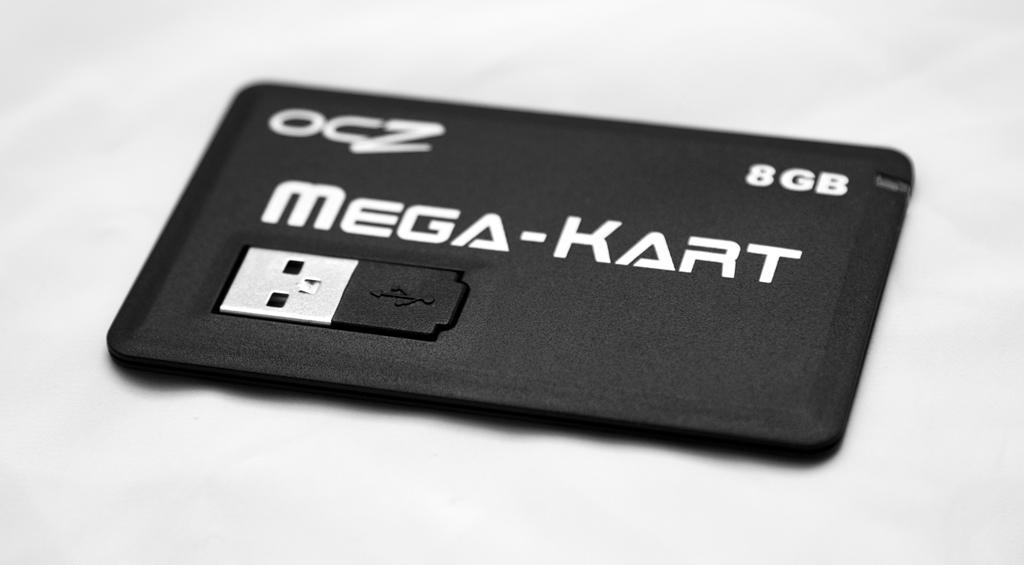 OCZ Mega-Kart 8GB