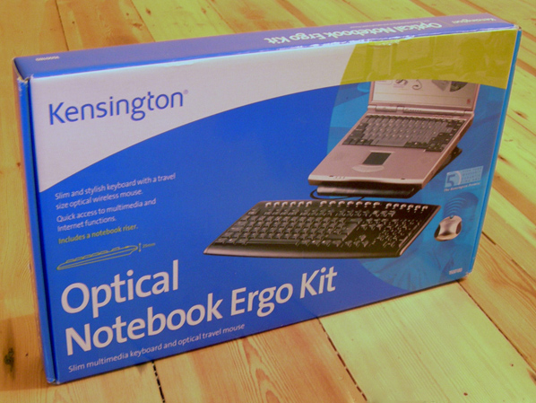 Kensington Optical Ergo Kit