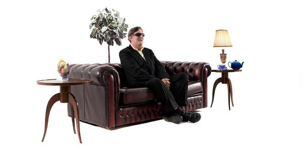 Stephen Fry Sky 3D TV