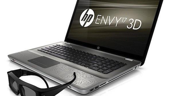 HP Envy 17 3D Laptop